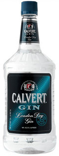 Calvert Gin London Dry 1.00l - Case of 12